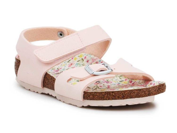 Sandały Birkenstock Colorado Kids BS Grained Light Rose 1018830