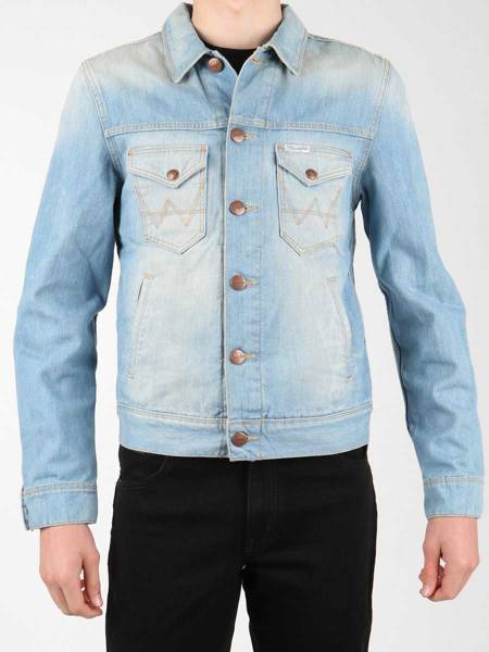 Wrangler Denim Jacket W458QE20T