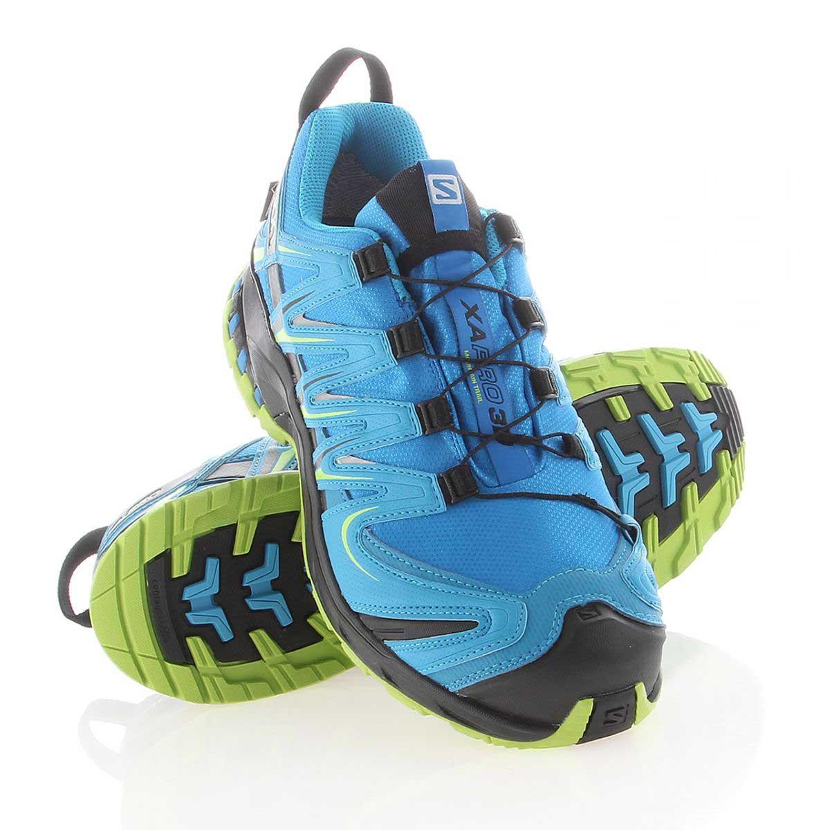 Athletic Trail Running Salomon Kids XA PRO 3D K Trail