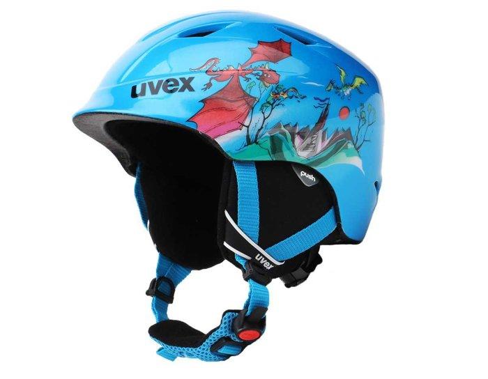 Junior Ski helmet Uvex Airwing 2 566132-4601