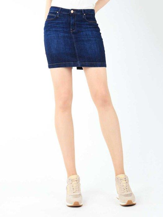 Lee Mid Skirt L38JAUPD