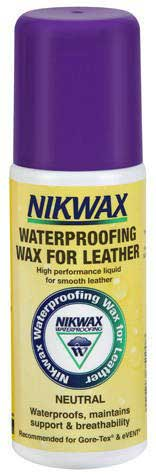 Nikwax Waterproofing Wax for Leather 125ml
