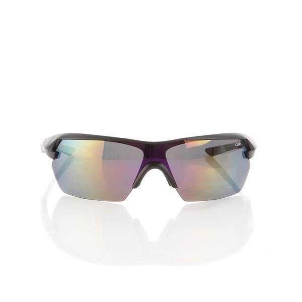 Okulary Przeciwsłoneczne Goggle Matt Black E135-2P