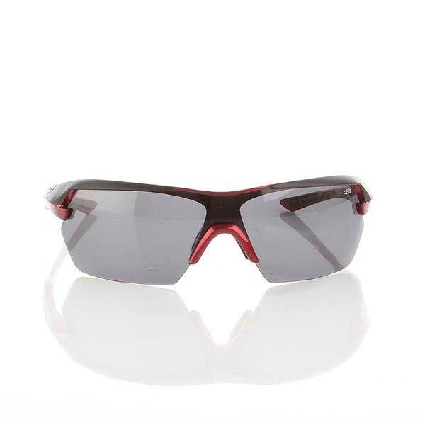 Okulary Przeciwsłoneczne Goggle Matt black/Red E135-3P