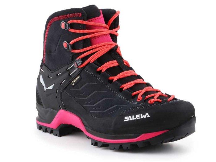 Trekking shoes Salewa Ws MtN trainer MID GTX 63459-0989
