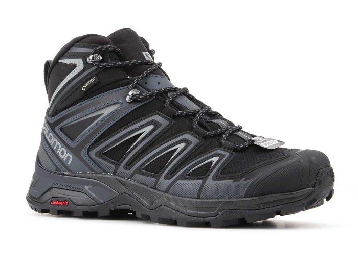promo code 77c53 02007 Trekking shoes Salomon X Ultra 3 Wide MID GTX 401293