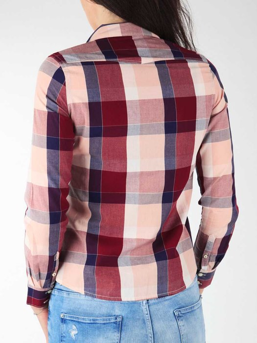 Wrangler L/S Western Shirt W50454MRI