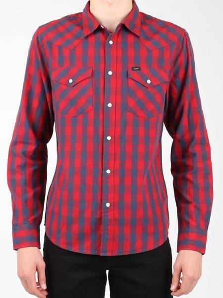 Herrenhemd Lee Western Shirt L643MMPB
