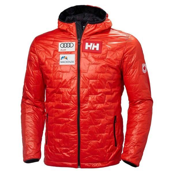 Jacke Helly Hansen Lifaloft Hooded Insulator Jacket 65604-911