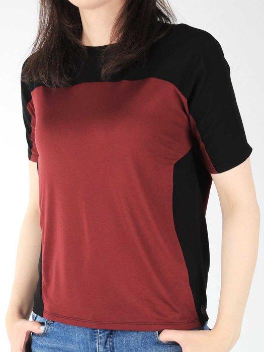 Damenshirt Lee Color Block T L40XJMLL