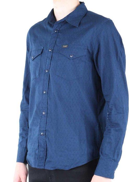 Hemd Lee Western Shirt L664IBPS