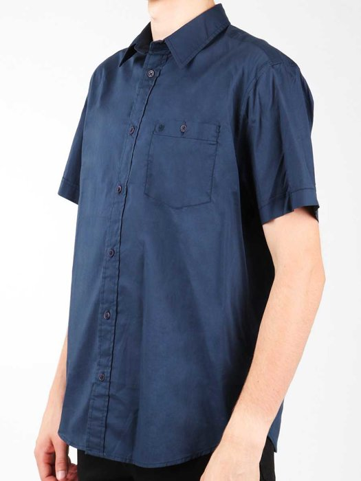 Herrenhemd Wrangler S/S 1PT Shirt W58916S35