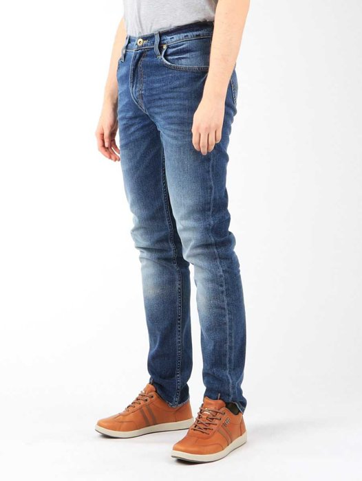 Jeanshose Lee Rider Slim Blue Surrender 701DXEN