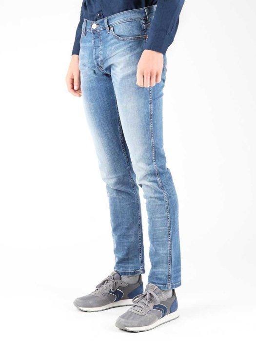 Jeanshose Wrangler Spencer W16ANJ87M