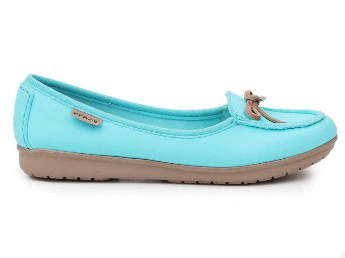 Lifestyle Schuhe Crocs Wrap Colorlite Ballet Flat W 16209-4DW