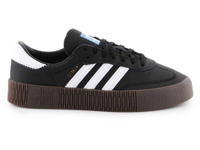 Lifestyleschuhe Adidas Sambarose W B28156