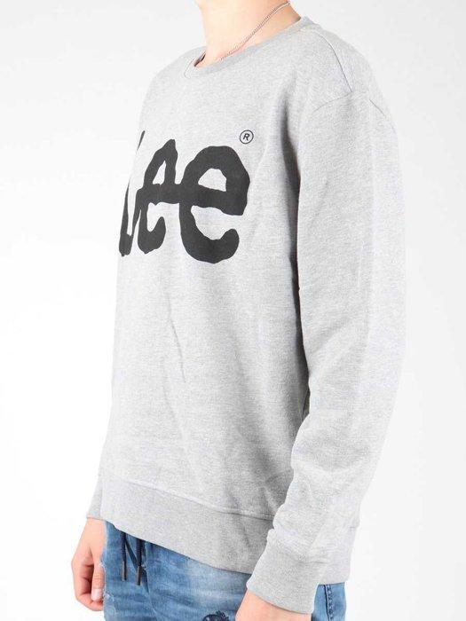 Sweatshirt Lee Logo SWS L81Q-UBXX