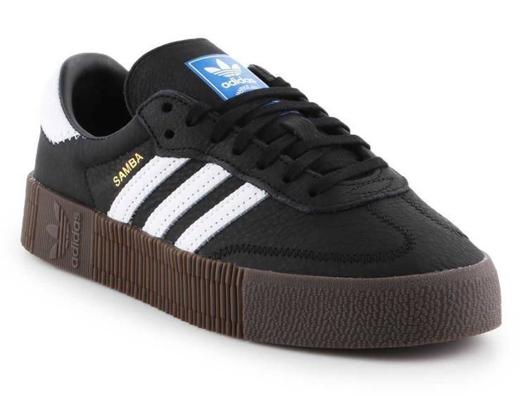 Buty lifestylowe Adidas Sambarose W B28156