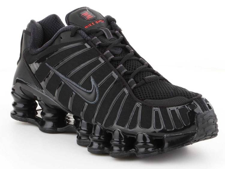 Buty lifestylowe Nike Shox TL AV3595-002
