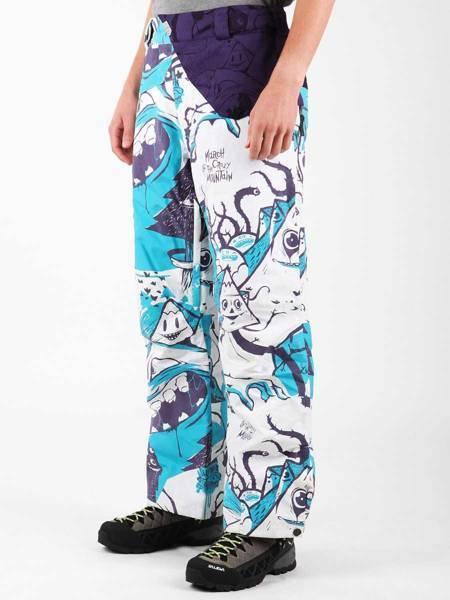 Spodnie narciarskie Salomon Magic Pant M L1021410036