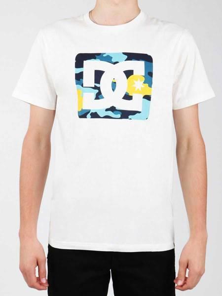 T-shirt DC EDYZT03196-WBV0