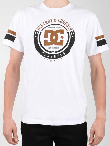 T-shirt DC EDYZT03497-WBB0
