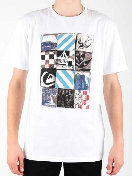 T-shirt Quiksilver KRMJE831