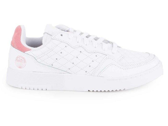 Buty lifestylowe Adidas Supercourt W EF5925