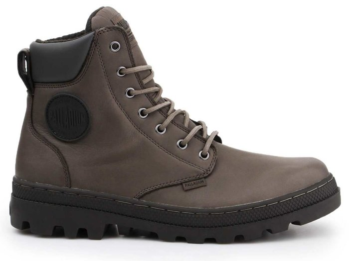 Buty lifestylowe Palladium PLBOSS SC WP M Major Brown 05938-258-M