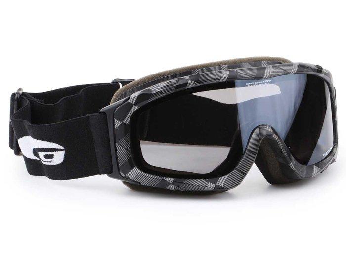 Gogle narciarskie Goggle H745-2