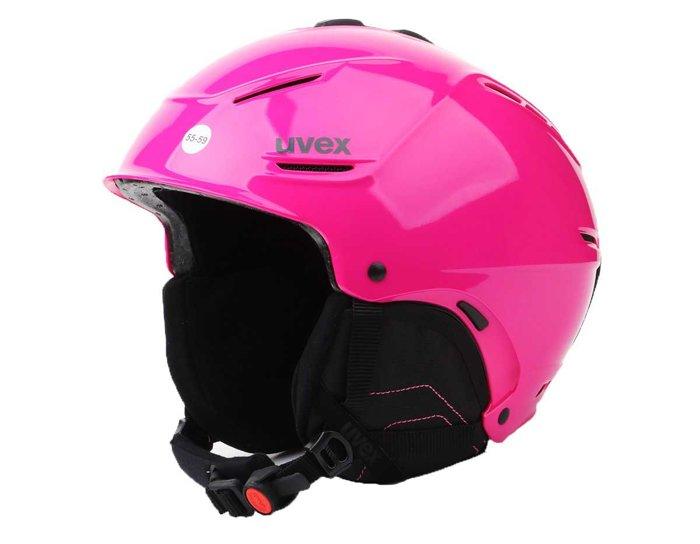 Kask narciarski Uvex p1us 566153-9005