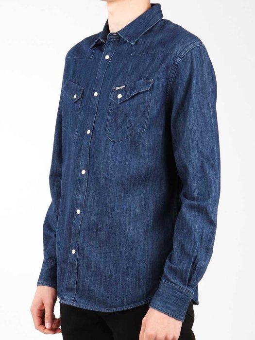 Koszula Wrangler L/S Western Shirt W5870O61E