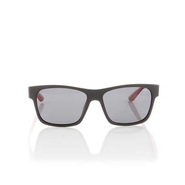 Okulary Przeciwsłoneczne Goggle Matt black/Red E904-3P