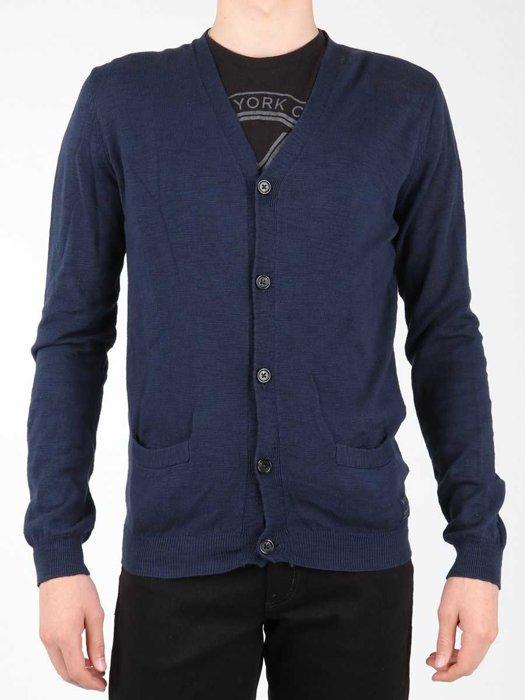 Sweter Wrangler Slub Cardigan W8543PN4O