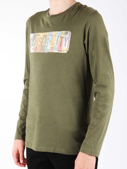T-shirt Lee L848AI