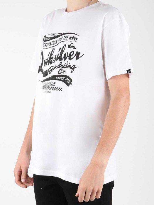 T-shirt Quiksilver EQYZT03124-WBB0