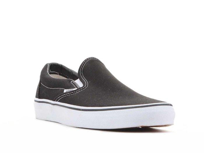 Vans Classic Slip On VN 0 EYEBLK